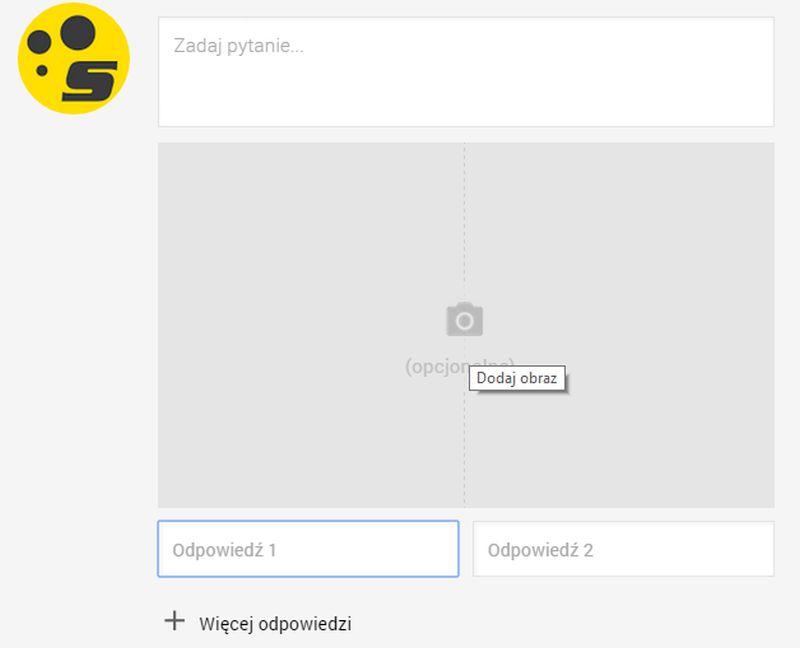 ankieta Google+