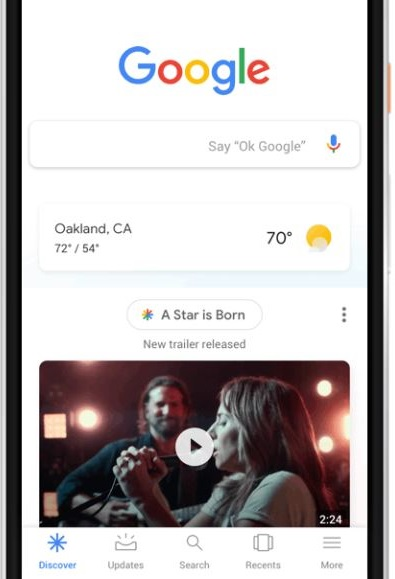 Czym jest Google Discover?